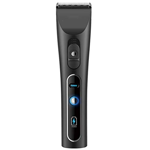 LXYU-Hair Clipper Professionele tondeuse Cordless Beauty set mannen haar set elektrisch scheerapparaat oplaadbaar heren volwassenen volwassenen zwart