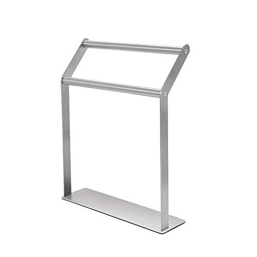 barre de fer Steampunk pour tiroir ou placard Noir 30,5 cm Homtone Poign/ée de porte en fonte industrielle r/étro en fer pour porte et serviette
