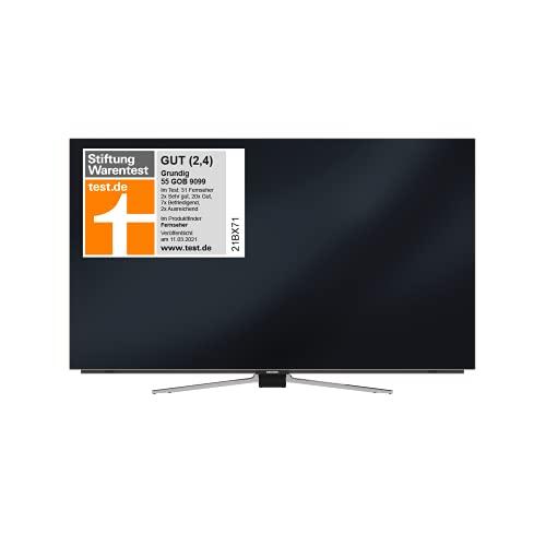 Grundig 55 GOB 9099 OLED - Fire TV Edition Hands-Free mit Alexa/ 139 cm (55 Zoll)/ OLED Fernseher (Ultra HD, Dolby Vision, Dolby Atmos)
