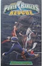 Power Rangers Lightspeed Rescue: Neptune's Daughter VHS