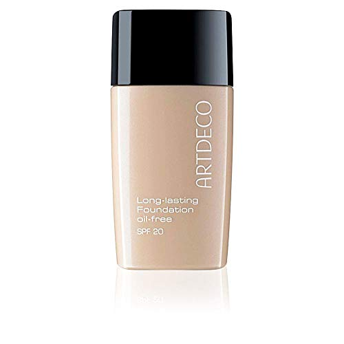 Artdeco Make-Up femme/woman, Long-lasting Foundation Oil-free Nummer 10 Rosy tan, 1er Pack (1 x 30 ml)