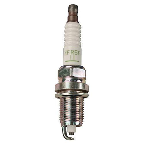 Stens 130-806 NGK Spark Plug NGK ZFR5F-11, 1 each