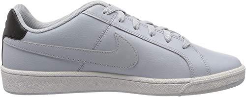 Nike Court Royale Tab, Scarpe da Tennis Uomo, Sky Grey/Sky Grey/Black/White, 48.5 EU