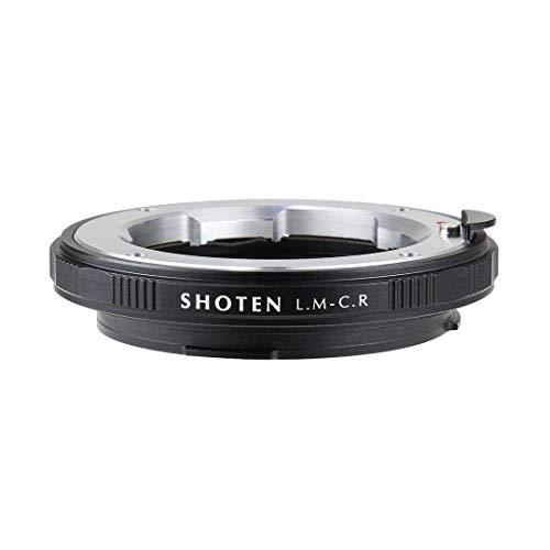 SHOTEN LM-CR マウントアダプター [レンズ側:ライカMマウントレンズ ボディ側:キヤノンRF]