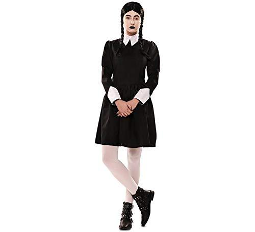 EUROCARNAVALES Disfraz de Niña tenebrosa para Mujer