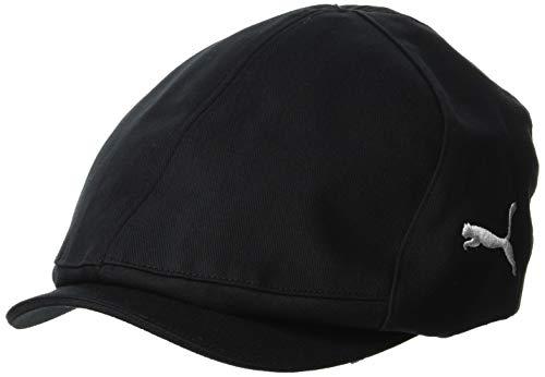 [プーマ] ゴルフ ツイル ハンチング メンズ 866524 プーマ ブラック (01) 日本 フリーサイズ (FREE サイズ)