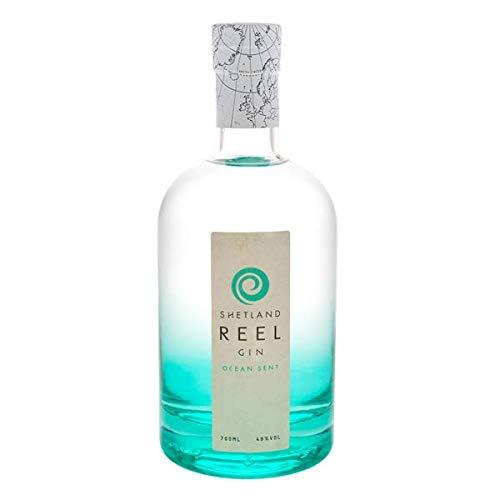 Shetlandinseln Rolle Gin Ozean Aroma Gin