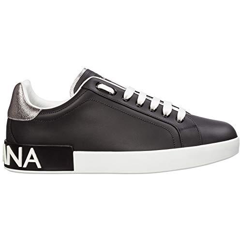 Dolce&Gabbana Sneakers Portofino Uomo Nero 41 EU