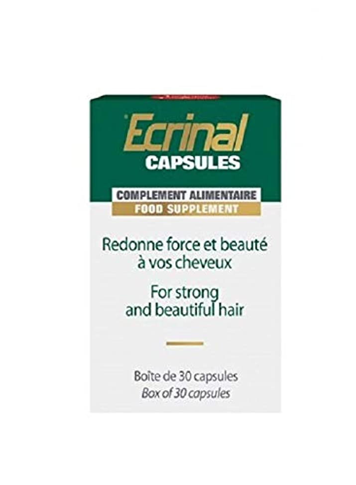 Ecrinal Food Supplement Tablets, 30 Count