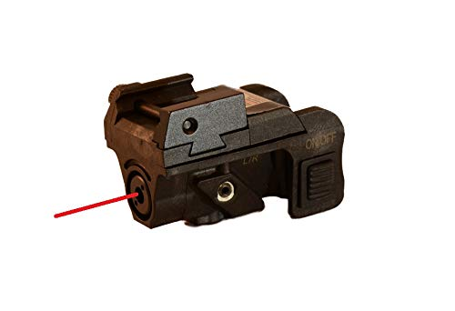 HILIGHT TACTICAL P3R Red Laser │ Red Dot Sight For Pistol │ Red Dot Sights For Rifles │ Airsoft Gun Lasers │ Tactical Gear │ Hunting Gear │ Weaver or Picatinny Rail