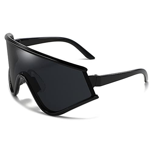 TENKY Gafas de sol deportivas polarizadas para hombres al aire libre, mujeres, gafas de sol de colores para deportes, jinete de ciclismo, correr, conducir,