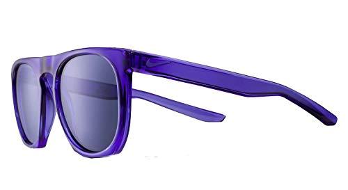 NIKE FLATSPOT EV0923, Injected-Gafas de Sol persas Violeta Unisex Adulto, multicolor, talla única