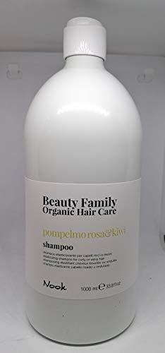 Nook Pink Grapefruit & Kiwi Shampoo 1000ml