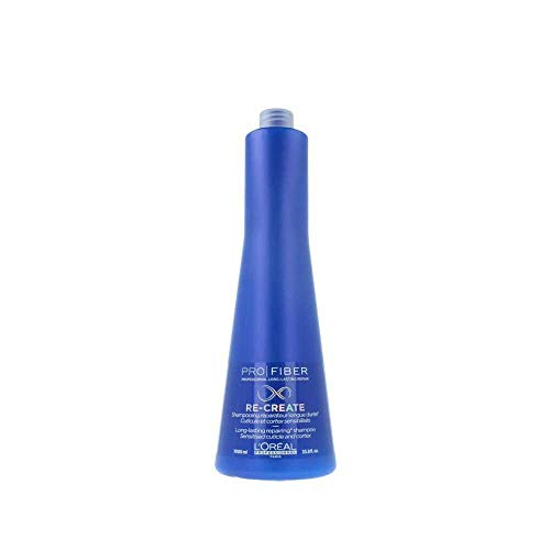 L'Oreal Expert Professionnel Pro Fiber Re-Create Re-Materializing Shampoo 1000 Ml - 1000 ml.