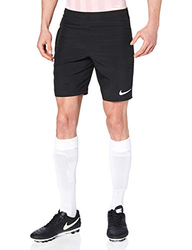 NIKE Men's Dry Academy18 Football Shorts Sport Shorts, Hombre, Black/Black/White, S