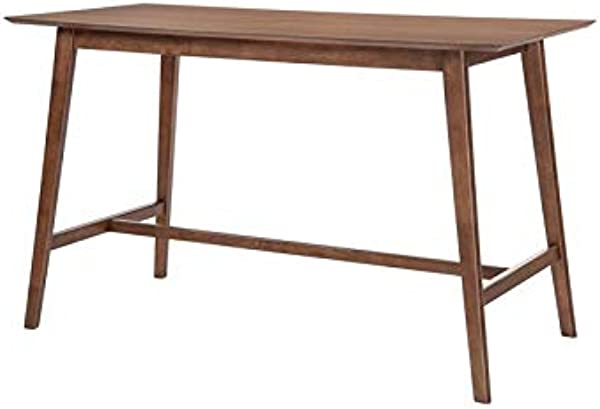 Pemberly Row Byward Brown 60 Counter Height Dining Table