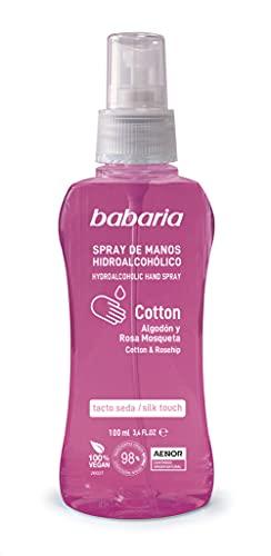 Babaria 3464 - Cotton Gel Desinfectante De Manos