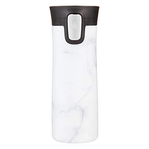 Contigo Unisexe - Pinnacle Gourde Adulte White Marble 360 ml