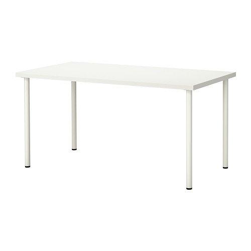 IKEA LINNMON/ADILS -Tabelle weiß - 150x75 cm