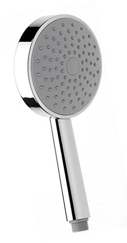 """Nikles Handbrause XL Techno 120 Clean 1/2"""" *Durchmesser 120 mm, 1-strahlig, Easy-to-clean Technik, geregelte Durchflussmenge 12 l/min"""
