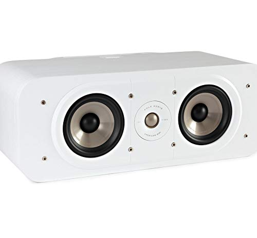 Polk Audio Signature Series Mini Center-luidspreker wit