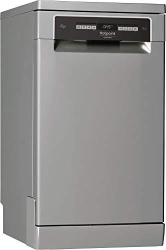 Hotpoint Ariston HSFO 3T223 WC X | Lavastoviglie Slim da 45 cm 10 Coperti, Classe A++