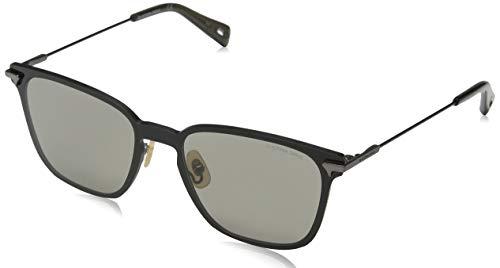 G-STAR RAW Sonnenbrille GS131S-001-53 Rechteckig Sonnenbrille 53, Schwarz