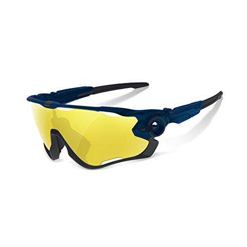 sunglasses restorer Lentes de Recambio Fotocromáticas para Oakley Jawbreaker   Material : Policarbonato de Alta Resistencia al Impacto   Fácil de Montar, sólo Lente.