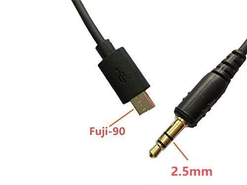 Kabel Fernauslöser Fernbedienung für Fujifilm X100F X-T20 X-Pro2