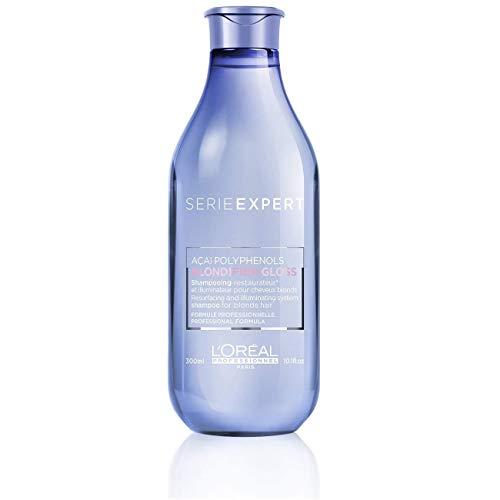 L'Oréal Professionnel Serie Expert Blondifier Gloss Shampoo, 300 ml