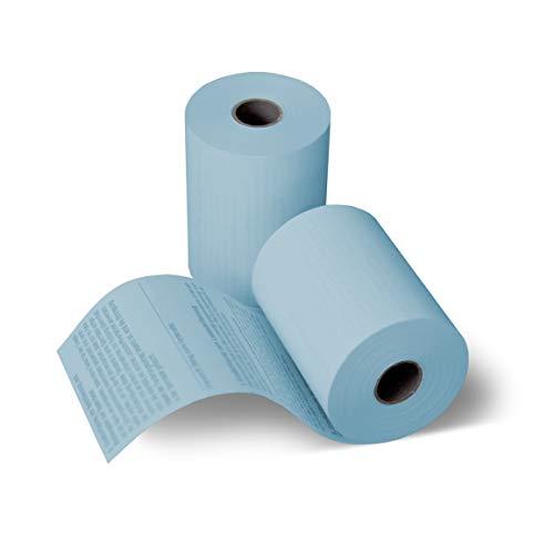 Bonrolle, Thermopapier, EC-Cash, Blue4est Ökopapier, 57mm / 18m / 12mm, 50 Stk