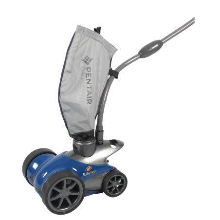Robot limpiador a presión Bluefury–Pentair–Pack–Robot Bluefury