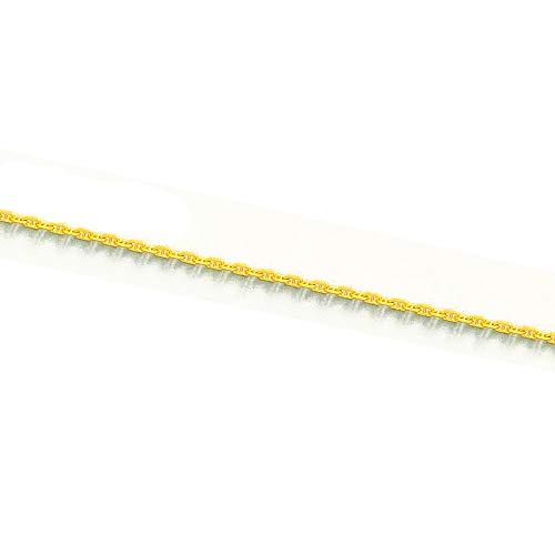 MAG - ketting van 18-karaats goud, 40 cm lang, 1,5 mm breed