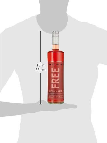 BREE Free alkoholfrei Rosé - 3