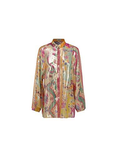 Etro Luxury Fashion Damen 1430542818000 Multicolour Andere Materialien Hemd | Ss21