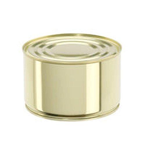 Weißblech Dosen 99/63 mm stapelbar ohne Deckel