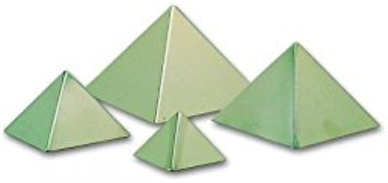 Ahorre hasta un 70% de descuento. BL6x Molde pirámide Inoxidable 0,05l 0,05l 0,05l - mt341111  ahorra 50% -75% de descuento