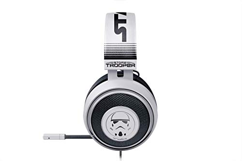 Razer Kraken Stormtrooper Edition - Wired Gaming Headset with Cooling Gel...
