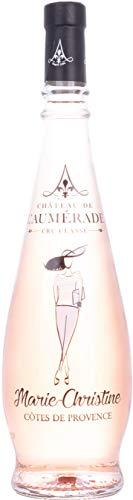Chateau de l'Aumérade Cru Classié Marie-Christine Côtes de Provence Rosé 2019 13,5% - 750 ml