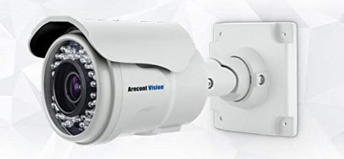 Buy Arecont Vision AV5426PMIR-S 5MP IR WDR SNAPstream Outdoor Network Bullet Camera with 2.7-12mm Le...