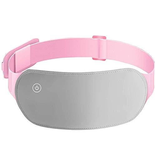 Yeglg USB-Taille-Heizgürtel, elektrische Heizkissen für Rückenschmerzen, Menstruations-Heizkissen, tragbares elektrisches Heizkissen, warmes Palace, kabellose Heizkissen für Menstruations-Krämpfe