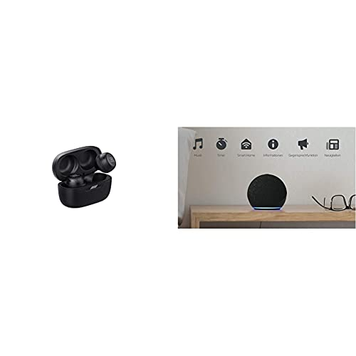 JBL Live Free NC+ TWS – Kabellose In-Ear-Kopfhörer mit Noise Cancelling in...