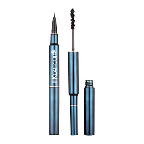 Vloeibare Eyeliner, Beauty Zwart Cosmetische Make-up Vloeibare Eyeliner Pen Eye Liner Potlood (YXBR)