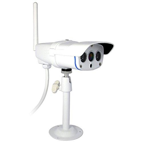 Vstarcam C16S HD 1080P IP Cámara de Vigilancia Seguridad Exterior Inalámbrico Webcam Impermeable WiFi IR-Cut HD Visión Nocturna para Bebé y Mascotas