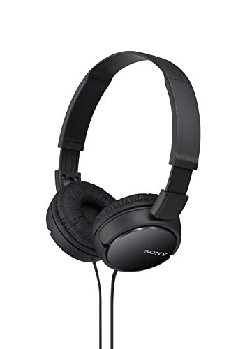 Sony MDR-ZX110 Wired On-Ear Stereo Headphones  $9.99 at Amazon