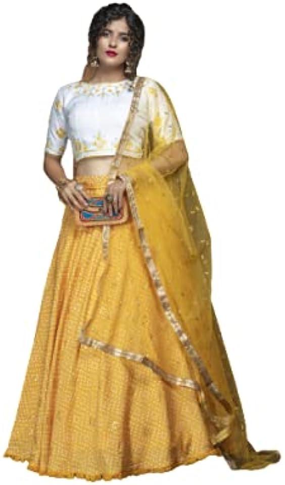 Cotton Lehenga Choli Bollywood lahanga choli Indian Traditional Wear Party Wear Lehenga Choli