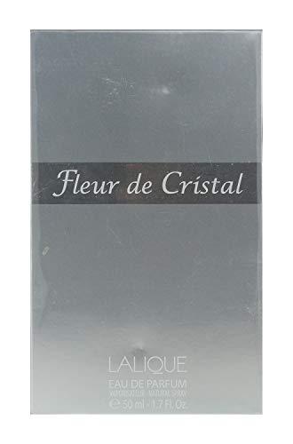 Lalique Fleur de Cristal  femme/women, Eau de Parfum Spray, 1er Pack (1 x 50 ml)