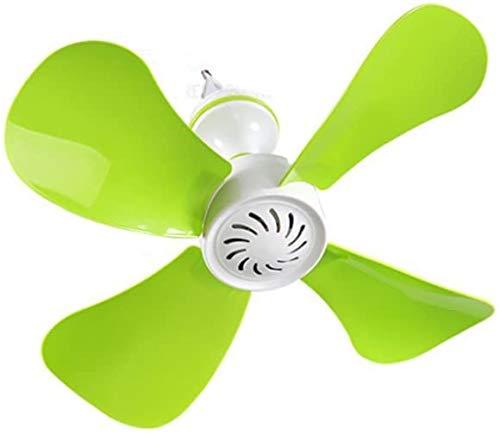 pleasur Mini-muggennet plafondventilator, elektrische ventilator, kinder-kleine plafondventilator