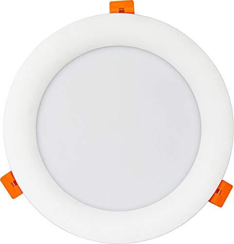 LIGHTEU®, Milight RGBCCT 18 WATTS LED Deckenleuchte, smart rf aktiviert Touch Remote Wifi Steuerung LED Downlight 18W RGBCCT führte Deckenlampe, FUT065
