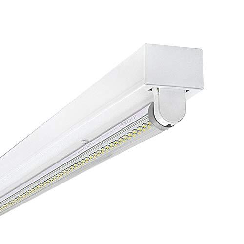 PureLed SUPER SET LED Deckenleuchten mit T8 LED 23W neutralweiß 4500K 150cm G13 Büroleuchte, Bürobeleuchtung